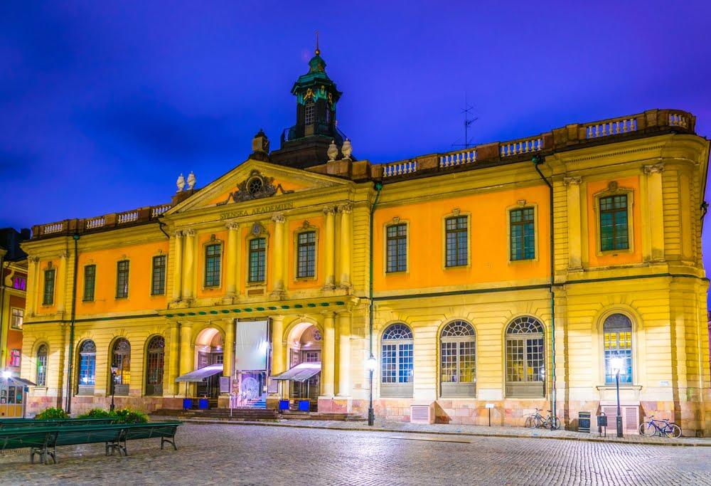 Švedska akademija