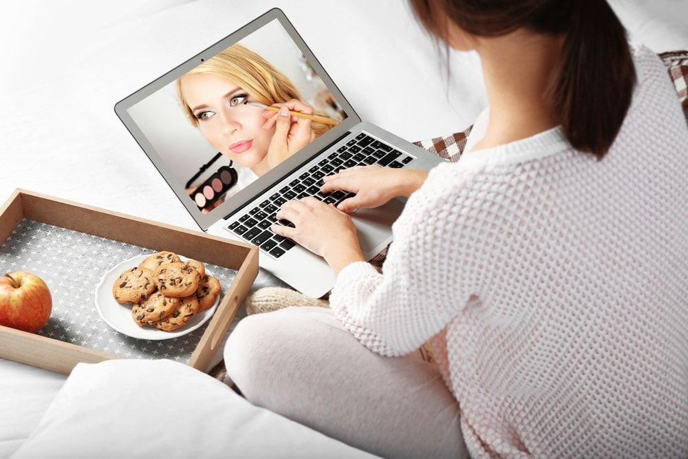 proverite cije savete o sminkanju sledite na internetu