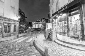 fransoaz sagan - ulica u kojoj je galerija i kafic