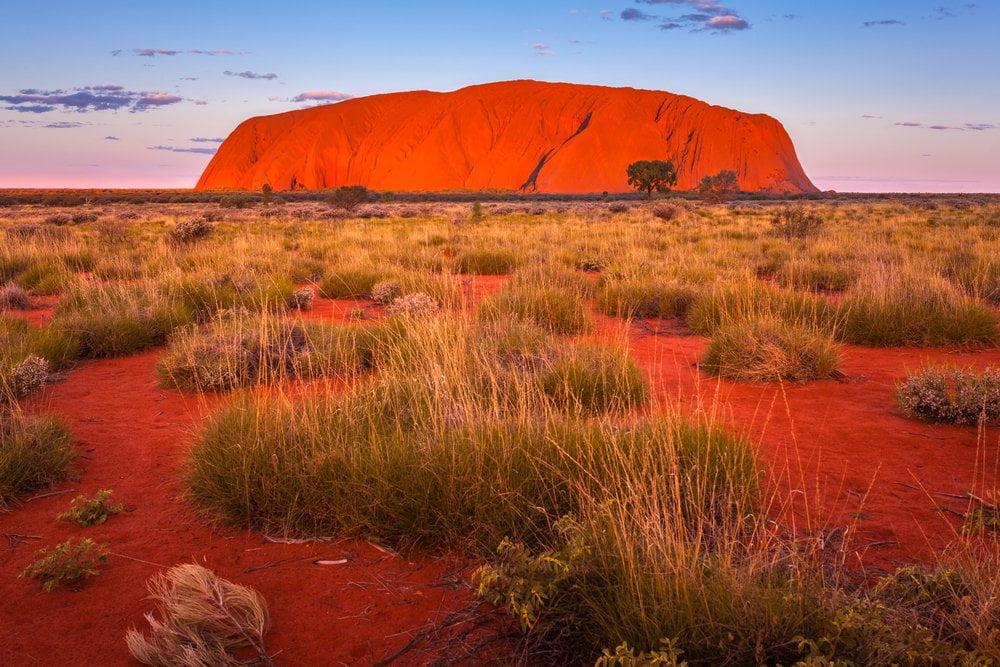 crvena stena - australija