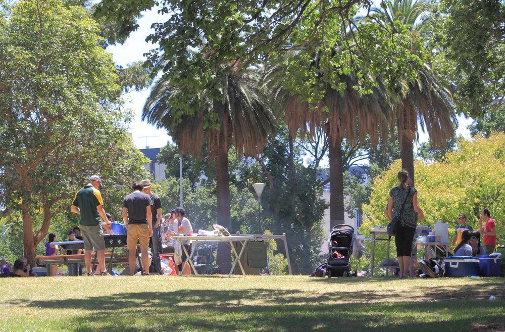 park u australiji
