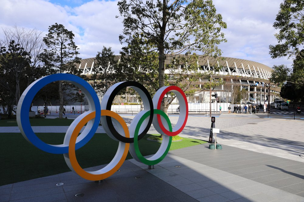 statua olimpijskih igri