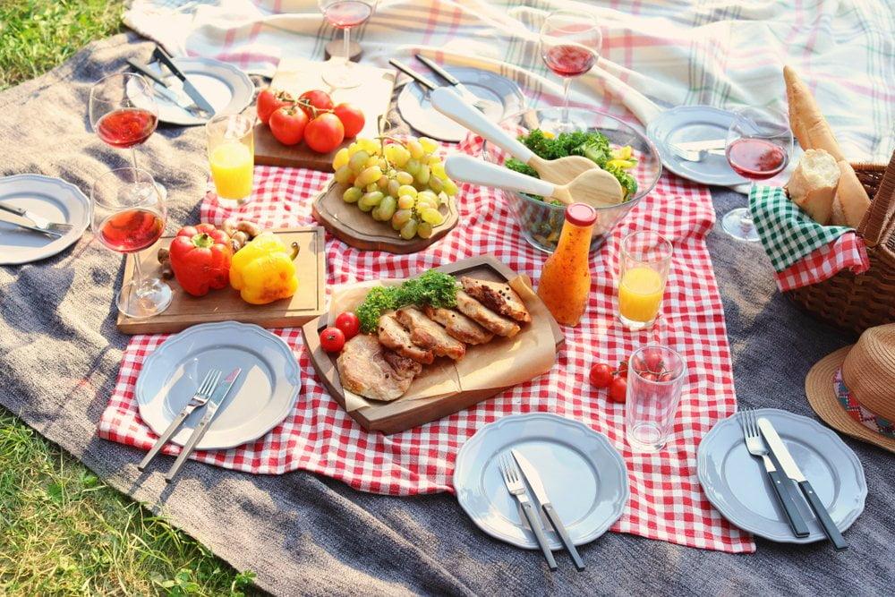 piknik rucak