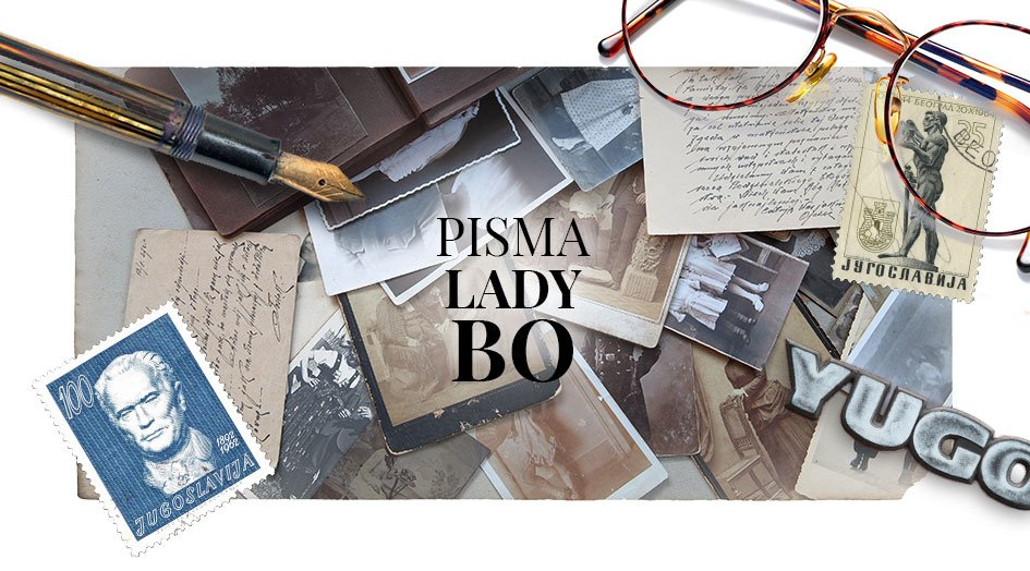 pisma lady bo - cover