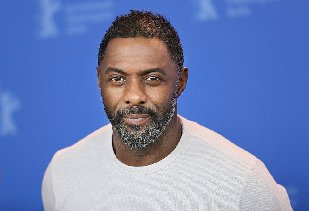Idris Elba glumac