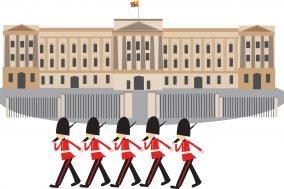 ilustracija bakingemske palate