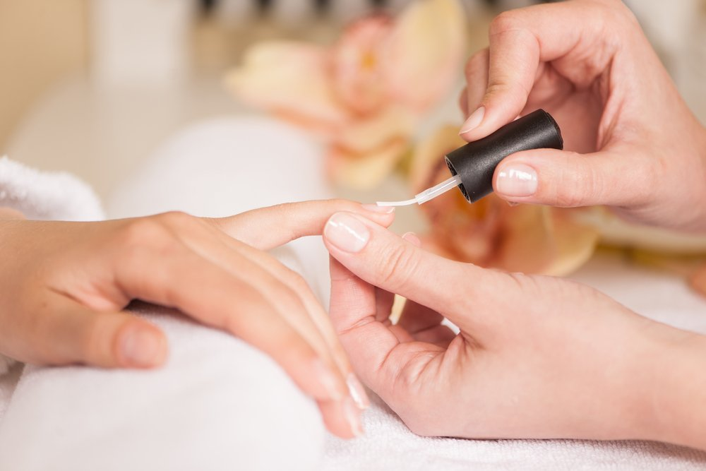 tretman noktiju, lakiranje