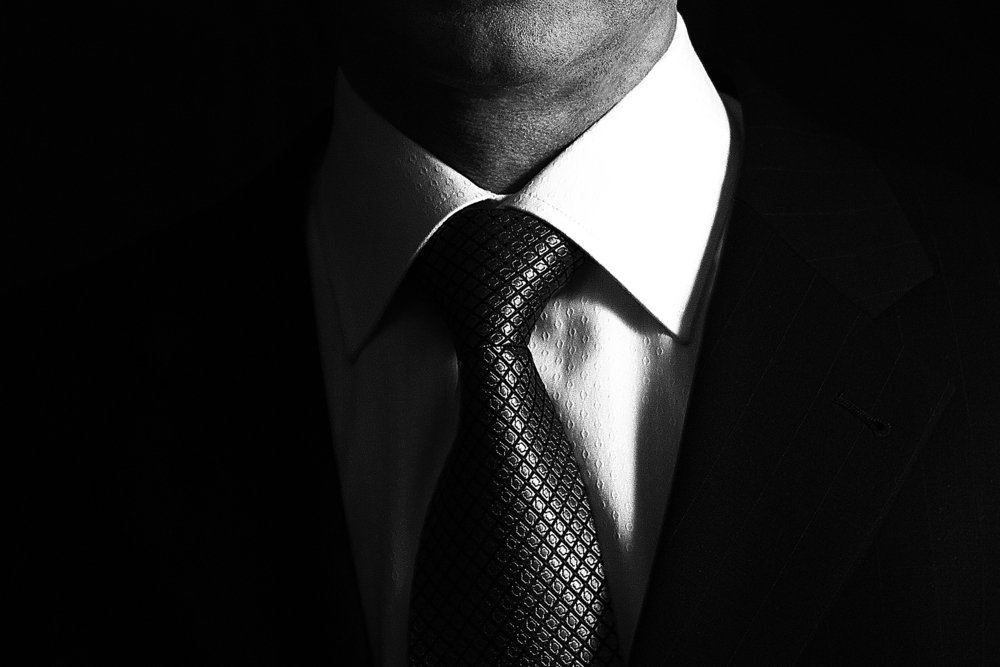mušks kravata