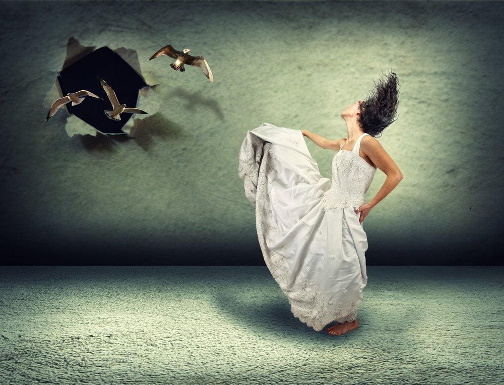 devojka plese