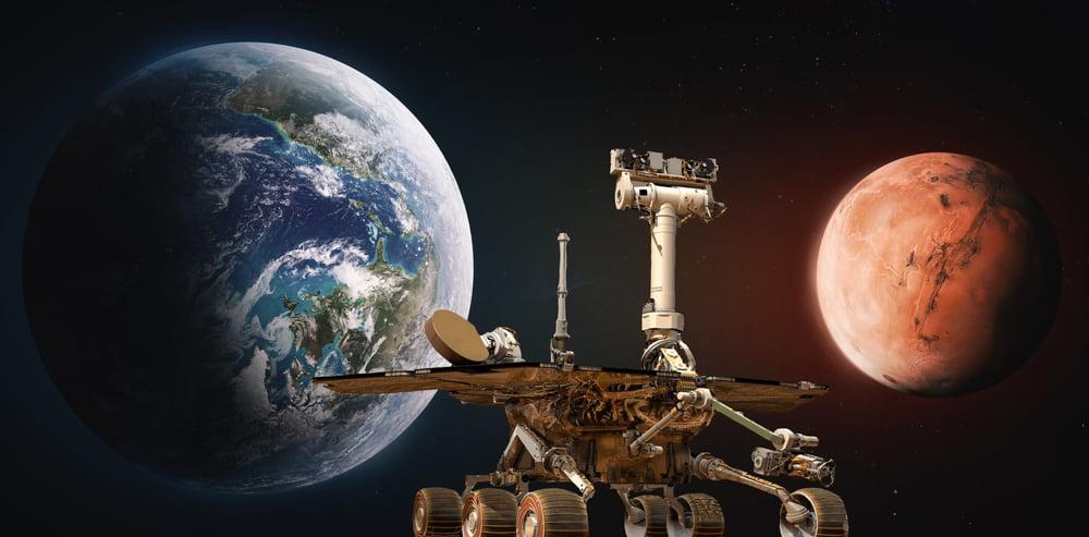 Zemlja i Mars