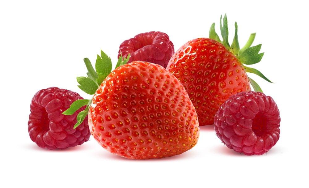 jagode i maline