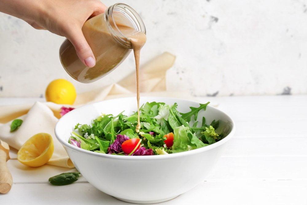 tahini preliv za salatu