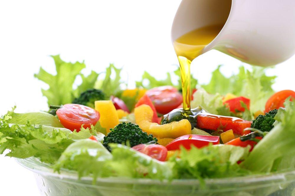 zdravi preliv za vitaminske salate