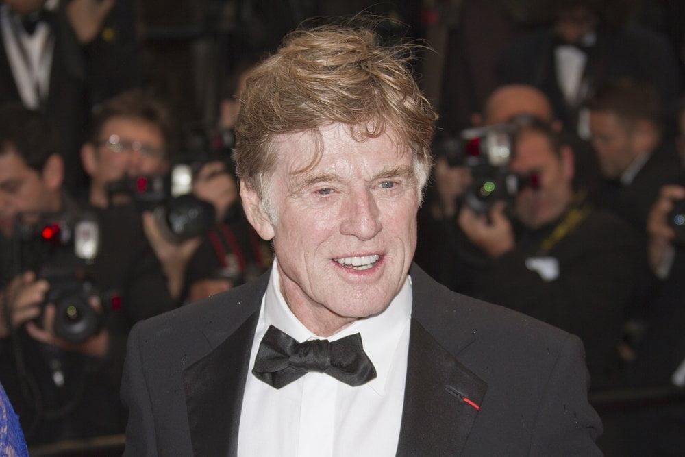 robert redford glumac
