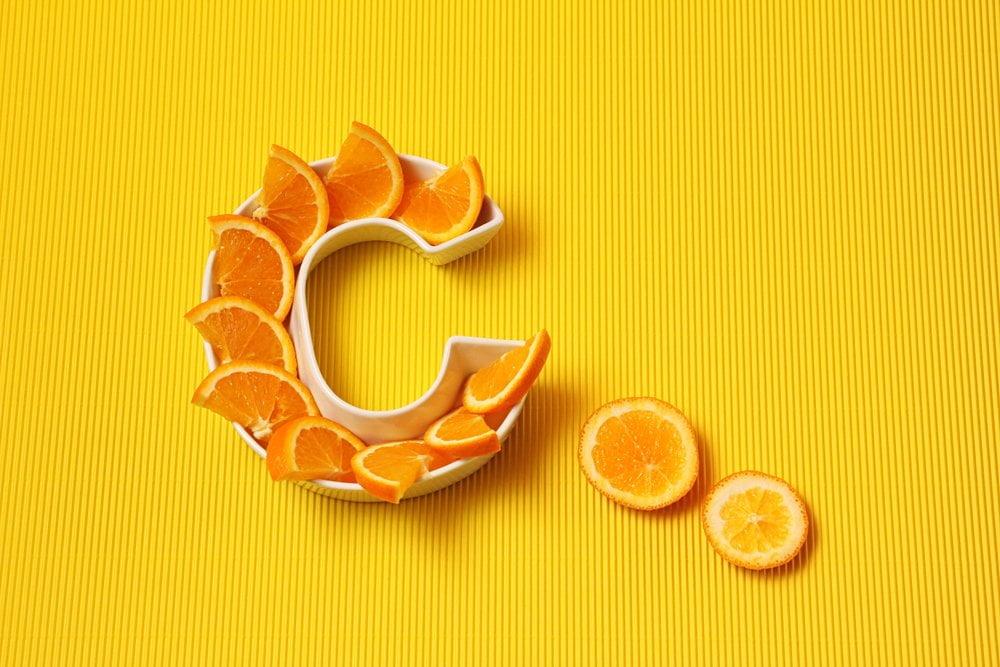 vitamin C pomorandza