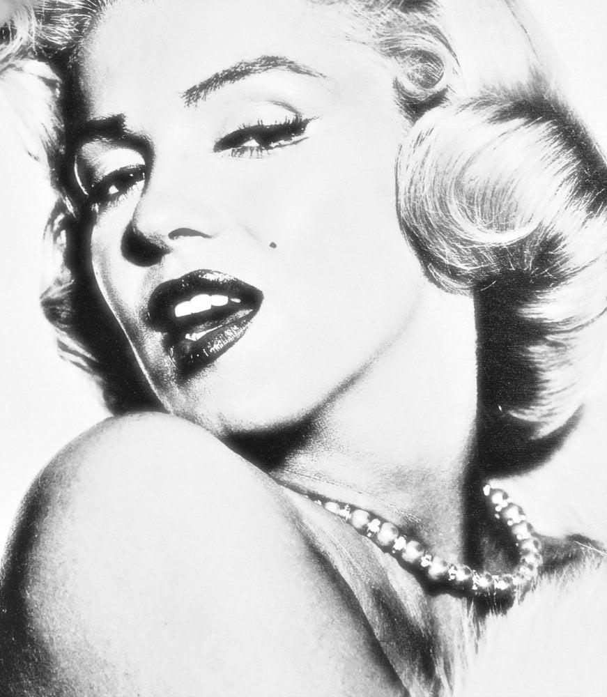 Portret Merilin Monroe