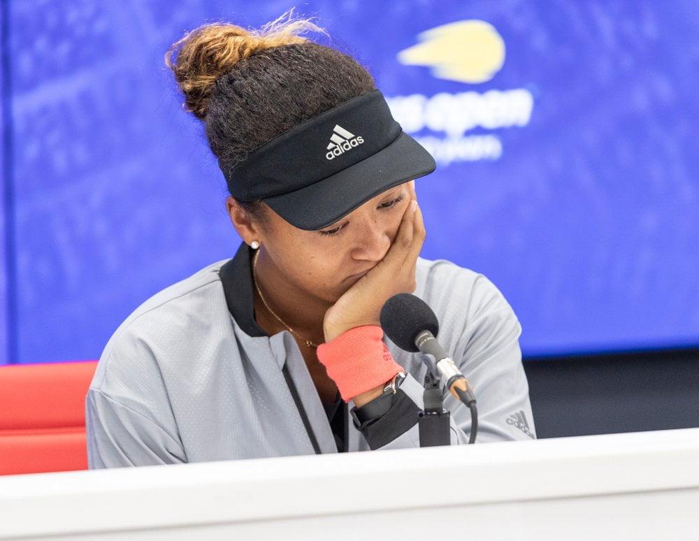 Naomi Osaka - teniserka