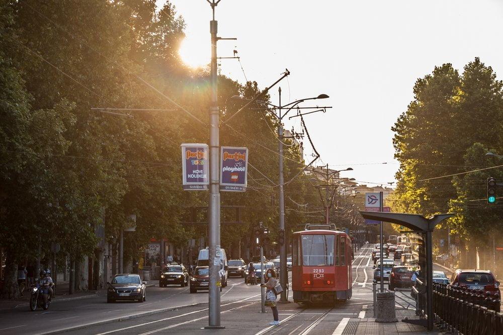Beograd - Tramvaj