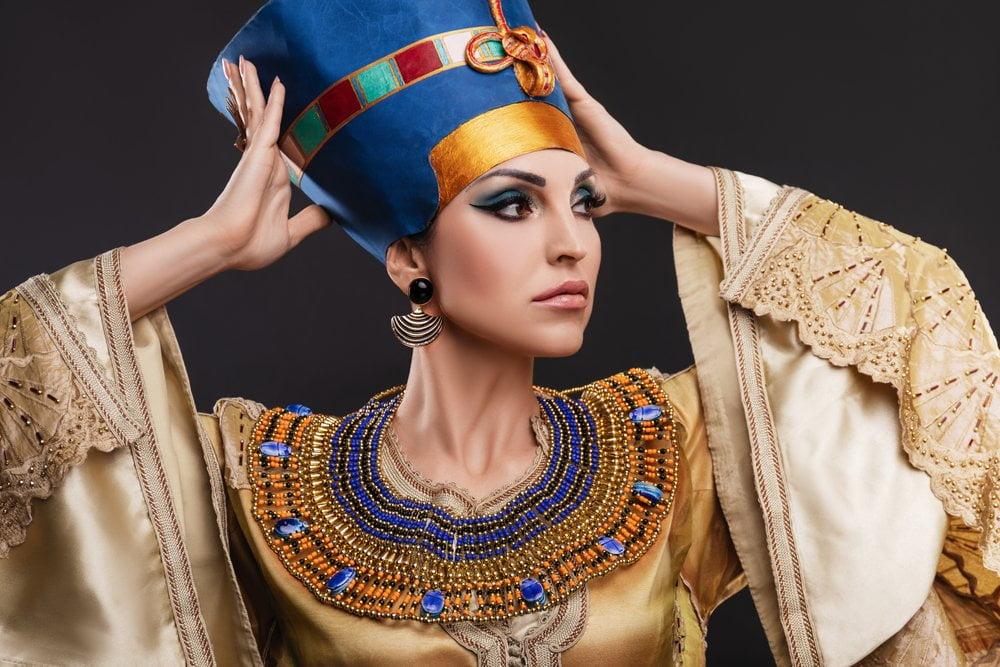 Žena iz starog Egipta