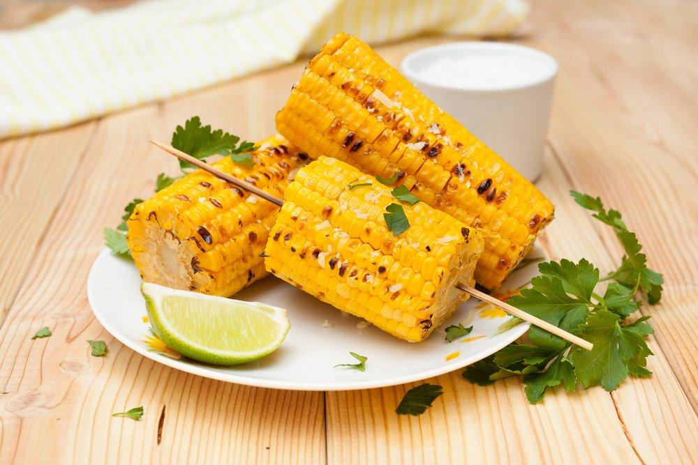 Klas kukuruza na tanjiru